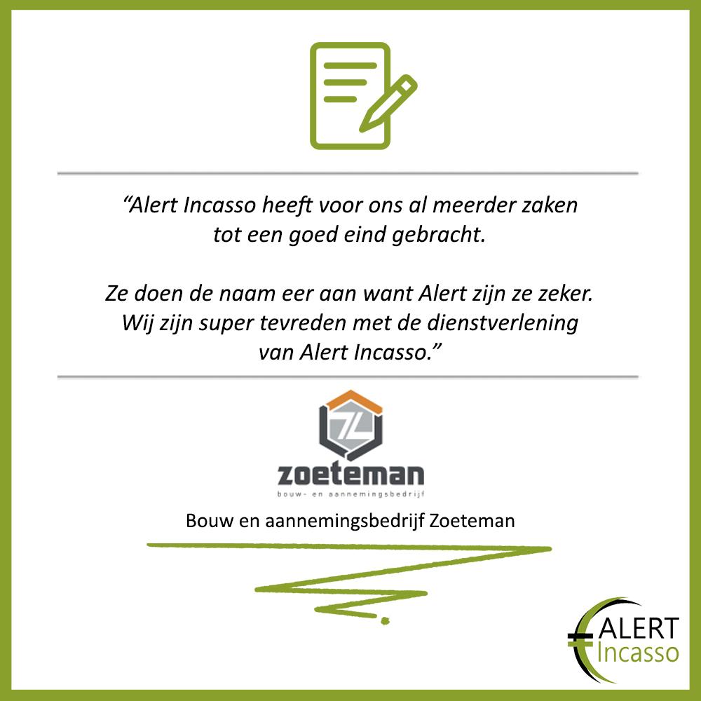 Referenties-Alert-Incassodiensten-Zoeteman-Bouw-en-aannemingsbedrijf